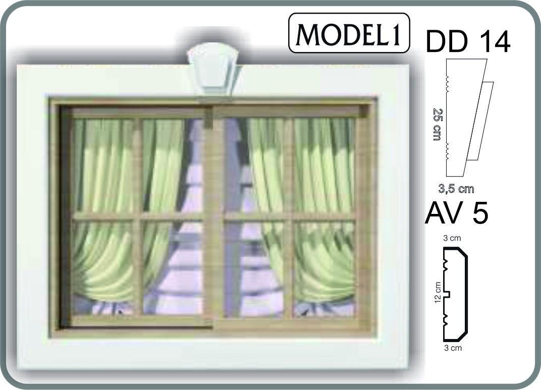 Модел 1