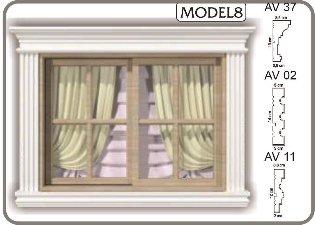 Модел 8